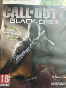 Call of Duty Black Ops 2 for Xbox 360 £12.99 at Argos in Store