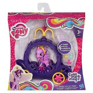 my little pony carriage £8.50 @ Debenhams (Free C&C)