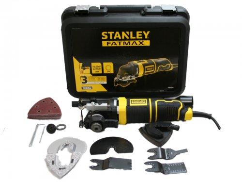 Stanley Fatmax FME650K 240V Oscillating Multi tool £69.94 down from £99 @ Homebase
