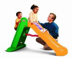 Little Tikes Easy Store Large Slide (Green/Orange) £41.45 @ Amazon