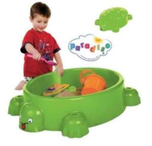 Turty Smile sandpit + lid now reduced to £7.50 at asda in Aberdare.