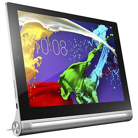 "Lenovo Yoga Tablet 2 10, Intel Atom, Android, 10.1"", Wi-Fi, 32GB, Silver £179.95 @ John Lewis"