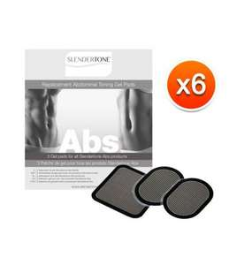 Pads for Slendertone belts £47.96 @ Slendertone