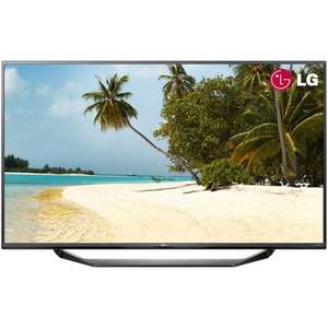 LG 49UF675V 49 Inch Ultra HD 4k LED TV with Freeview HD & free LG Blu-ray player £659.00 Tesco Direct