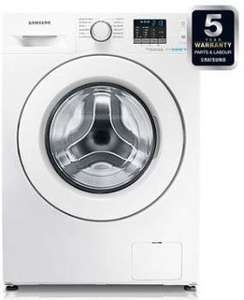 Samsung WF80F5E0W2W Ecobubble Washing Machine - 8kg, 1200rpm, 5 year warranty £329 including delivery @ Peter Tyson