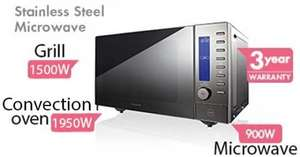 900W Combination Microwave £79.99 @ Lidl