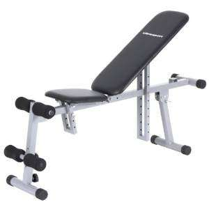 Ultrasport Adjustable All in One Weight Bench RRP:£129.99 £34.99 & FREE Delivery @ Amazon