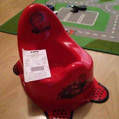 Disney Potty £2.99 in Lidl