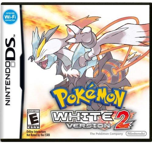 Pokemon white version 2, DS game £7.99 @ Argos