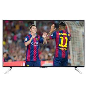 """Panasonic Viera TX-40CX400B LED 4K Ultra-HD 3D Smart TV, 40"""" with Freeview HD and Built-In Wi-Fi £475.00 @ John Lewis"""