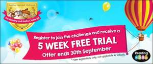 5 Weeks FREE @ Reading Eggs (Kids Reading / Maths)