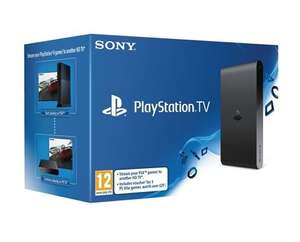 Sony PlayStation TV - £34.86 - VideoGameBox
