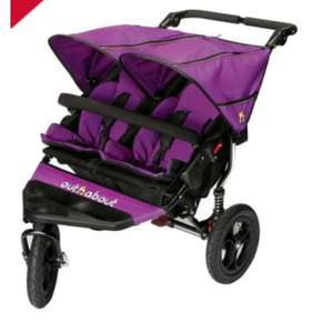 Out N About Nipper Double V4 Stroller £319.45 down from £425.95 @ Boots