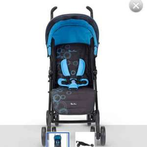 silver cross pop blue bubbles stroller £84.99 from £140 mothercare online