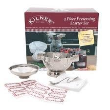 Kilner 5piece Preserve Starter Kit 50p @ The Original Factory shop