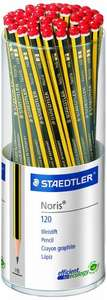 50x Staedtler Noris pencils £11.85 (with prime or £20 spend) best price ever £15.15 without prime or £20 spend