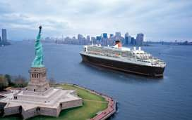 Cunard Queen Mary  Transatlantic - Southampton to New York (£599)