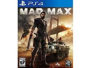Mad Max PS4/XONE for £31.78 with code @ Rakuten Via GameSeek