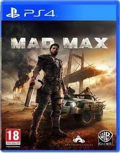 Mad Max with Ripper DLC Pre-order for Xbox One/PS4 £30.99 using discount code @ rakuten / basecom