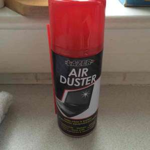 Air Duster (compressed) 200ml £1 @ Poundworld