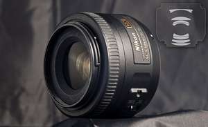 Nikon AF-S DX NIKKOR 35mm f/1.8G Lens for £130 @ Amazon