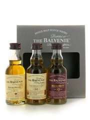 Balvenie and Glenfiddich Sample Set £1.20 @ Sainsbury's instore (Romford)