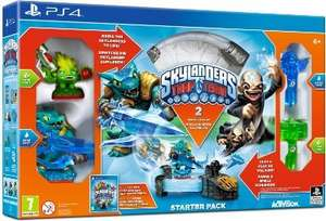 Skylanders Trap Team Starter packs £18 on Tesco Direct PS4 Xbox One Wii U 3DS (Clubcard Boost £9 of vouchers)