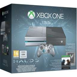 Halo 5 Guardians 1tb Xbox One Console Preorder £399.99 @ Game