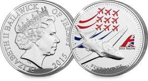 Red Arrows - £5 for £5 coin @ Westminster Collection