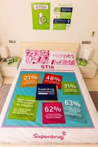 """FREE stay at the """"sexual health hotel"""" @ Home Away Rentals / Superdrug"""