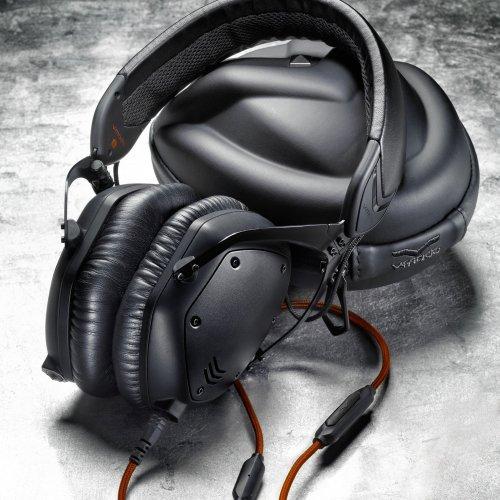 V-Moda Crossfade M-100 Over-Ear Noise-Isolating Metal Headphones - Matte Black - Prime £184.09 @ Amazon