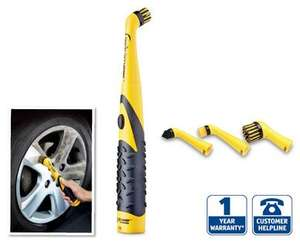 Aldi Sonic Scrubbers Pro Detailer | Perfect for cleaning awkward places | Thur 13th Aug | £9.99