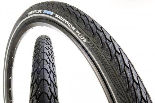 Schwalbe Marathon Plus Reflex Bike Tyre - 700 x 28c.  £14.99 @ Argos