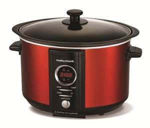 Morphy Richards Digital Sear and Stew slow cooker - £29.50 at Tesco Direct