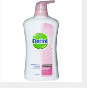 Dettol Antibacterial Skincare Shower Gel 600ml £1.00 at Poundland