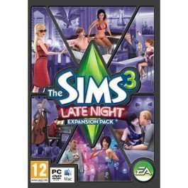 Sims 3 Late night £3 with 5% off FB like £2.85 @ cdkeys