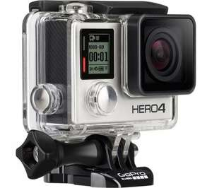 GOPRO HERO4  - Silver Edition - £243.00 - Currys