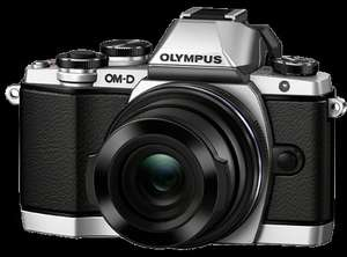 Olympus OM-D E-M10 Digital Camera Body Black or Silver with 14-42mm EZ Lens £403 delivered (£328 after £75 cashback) @ Clifton Cameras