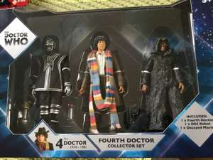 Doctor Who Fourth Doctor Collector Set £12.99 @ B&M