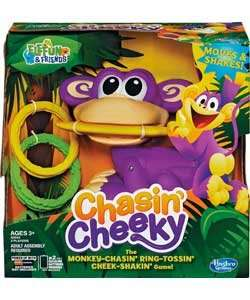 Elefun & Friends Chasin' Cheeky Game from Hasbro Gaming. now £9.99 @ argos
