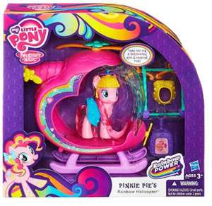My little pony helicopter £7.99 @ B&M