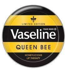 Vaseline Queen Bee lip therapy £1 in Poundland £2.65 Superdrug £3.99 Boots