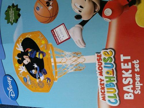 Mickey Mouse Basket Super set £10 @ Wilko (Wythenshawe)