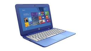 HP Stream 11-d010na Signature Edition Laptop (Blue) £149.99 at Microsoft Store