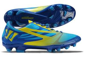 Warrior superheat football boots @ Lovell Soccer £9.99 +£3.49 p+p (£13.48) Adults and kids *Free personalisation*