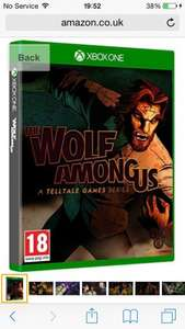 The Wolf Among Us (Xbox One) £10.50 with prime / £12.49 non prime Sold by Avanquest Software Publishing Ltd and Fulfilled by Amazom