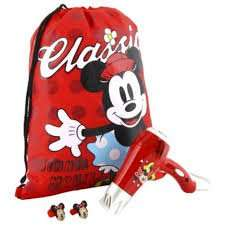 Minnie mouse hair dryer set £8.17 @ Tesco