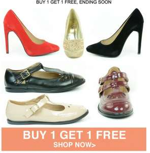 Buy 1 Pair Get A 2nd Pair FREE from barratts shoes