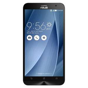Asus ZenFone 2 Smartphone 5.5 inch Full HD, 4GB RAM, 32 GB, 4G / LTE, Silver, sold by Amazon Italy for 299 Euro (approx.£212)