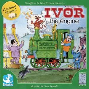 Ivor the engine board game. £7.00 (prime) £11.75 (non prime) @ Amazon